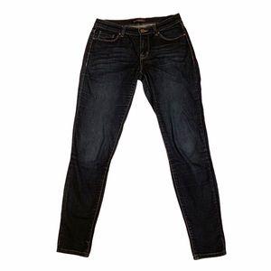 4/$40 - DYNAMITE Dark Wash Skinny Jean - Size 8